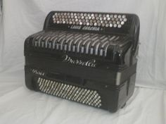 Marzella, Paris, France (1956) Louis Corchia's Accordion