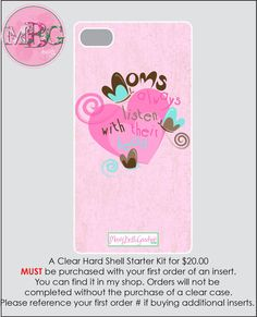 Cochlear Implant Online is so excited to host another giveaway contest! Mary Beth Goodwin, a mom of two very adorable children with cochlear implants, is an amazing designer and has created a great selection of iPhone covers with cochlear implant r