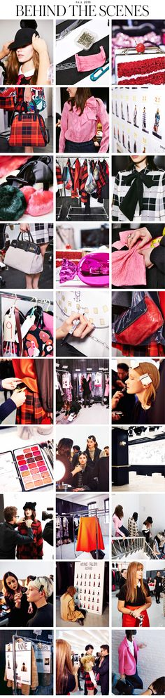 Behind the Scenes at New York Fashion Week 2015 with Kate Spade New York