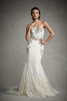 Enzoani Wedding Dresses Photos on WeddingWire