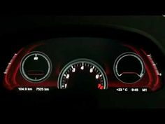 Fujitsu Semiconductor Virtual Instrument Cluster CGI-Studio