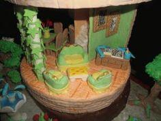 torta salotto di casa