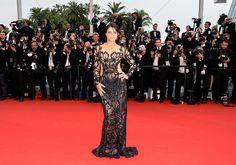 Michelle Rodriguez de Zuhair Murad - Cannes 2015