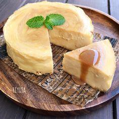 旨っ❤️焼くまで5分cook❤️濃厚キャラメルチーズケーキ