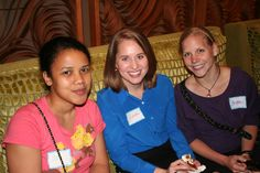 Thinking about starting a #WELCA unit? Learn how in today's blog. The women in the photo learned about WELCA at a Chocolate Lounge networking event. http://www.womenoftheelca.org/blog/starting-unit