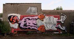 Canemorto: la poesia in volgare della Street Art  http://artecracy.eu/canemorto-la-poesia-volgare-della-street-art/