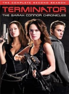 Warner Terminator: The Sarah Connor Chronicles Complete Second Season