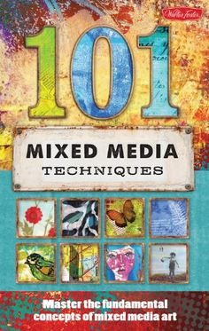 What is mixed media art? This page provides an informative overview of  popular modern art mixed media, with a gallery of artwork.