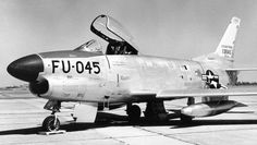 North American F-86D/K/L Sabre series
