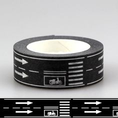 NEW 4X 15mm Black HIGH WAY Tape set for Christmas Print Craft scrapbook DIY Sticky Deco Masking Japanese Paper Washi Tape 10m-in Office Adhesive Tape from Office & School Supplies on Aliexpress.com | Alibaba Group