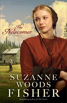 Vickie's Kitchen and Garden: Book Review:  The Newcomer by Suzanne Woods Fisher...
