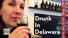 Watch this up close and personal look at a middle- aged couple getting #DrunkInDelaware with some helpful tips from Lori sprinkled throughout.