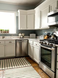 Summer Kitchen Renovation by Ace Blogger @iaswp