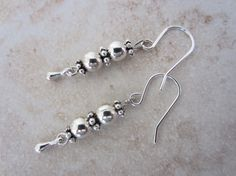 Silver...because it goes with everything!  See more @ studio1227 on Etsy.