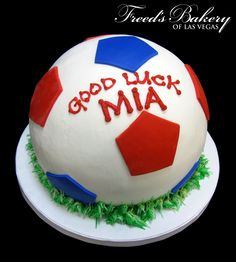 GOOOOOOOOAL soccer sports birthdaycakeideas Birthday Cakes