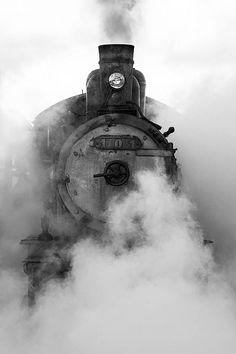 Locomotora, en Argentina, por José María Farflagia