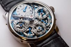 Hands-on review of the brand new MBandF Legacy Machine Perpetual, the first QP of the brand (live pics, specs and price)