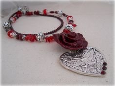 Goddess Of Passion and Heart Double strand  by MoonwiseCreationz, $32.99
