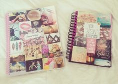 cute idea to spice up a journal!
