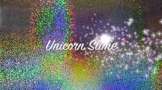 How to Create Unicorn Slime - Best Diy Projects Diy Crafts Slime, Slime Craft, Cute Crafts, Kids Crafts, Le Slime, Slimy Slime, Putty And Slime, Slime Vids, Glitter Slime