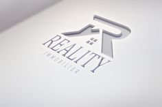 I chose this real state logo because is attractive, and memorable. I like the combination of the letter R and the house roof to make the logo, and the aligned of the real state company's name.