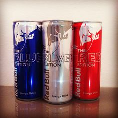 #redbull #limited #edition #blue #red #silver #lemon #blueberry #cranberry