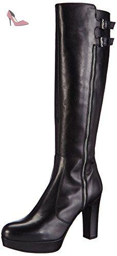 Unisa  RIANA_TO, Bottes à tige haute et doublure intérieure femmes - Noir - Noir, Taille 40 EU - Chaussures unisa (*Partner-Link)