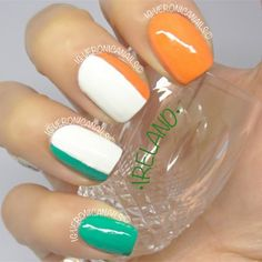 veronicanails is getting festive! Show us your best St. Patrick's Day nails—and they could be featured on our Pinterest and Instagram! Tag a pic of your festive mani with #SephoraStPaddys