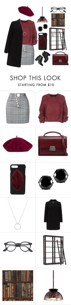 """""""Library Chic😘"""" by nanamochi14 ❤ liked on Polyvore featuring Alexander Wang, Tom Ford, Yves Saint Laurent, Kendall + Kylie, West Coast Jewelry, Roberto Coin, Andrew Martin and Troy"""