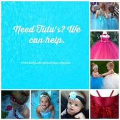 Need Tutu's? We can help. Shop here: https://www.etsy.com/shop/Simpleesweetboutique?ref=l2-shopheader-name #simpleesweetboutique