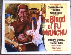 Image result for images of movie the blood of fu manchu
