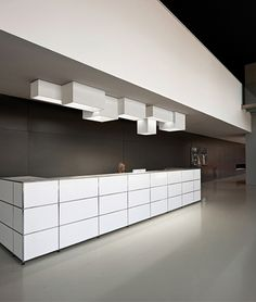 Link xxl  ceiling fixture by Ramón Esteve for Vibia