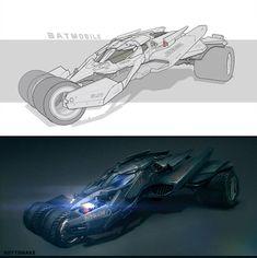 Batmobile by Gottsnake on DeviantArt Batman Auto, Batman Batmobile, Futuristic Motorcycle, Futuristic Cars, Armor Concept, Concept Cars, Batman Redesign, Univers Dc, Concept Motorcycles