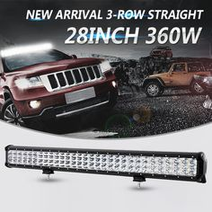 """99.99$  Buy now - http://aliozu.worldwells.pw/go.php?t=32780748025 - """"Auxbeam 360W Cree Chips 28inch Led Light Bar Combo Beam OffRoad Driving Led Bar for ATV UTV SUV Pickup Boat Truck Car 28"""""""" Light"""" 99.99$"""