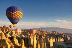Göreme Milli Parkı ve Kapadokya Nevşehir