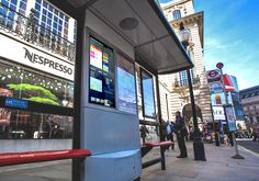 An interactive real-time travel information screen is now in trials at a Regent Street bus shelter, according to a joint announcement by Transport for London (TfL) and Clear Channel UK. Read more on ScreenMedia Daily #London #Travel #Interactive
