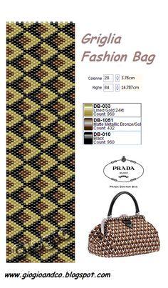 GioGio: Griglia Fashion Bag