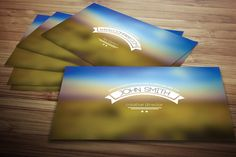 Ecology business card ecology business cards and card templates blurred business card templates elegant business card template inspired by the windows aero interface this transparent business car by crazyleaf fbccfo Choice Image