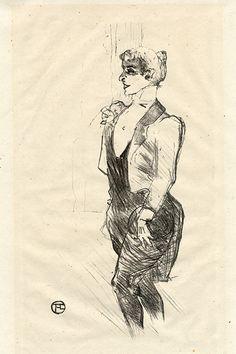 Henri de Toulouse- Lautrec