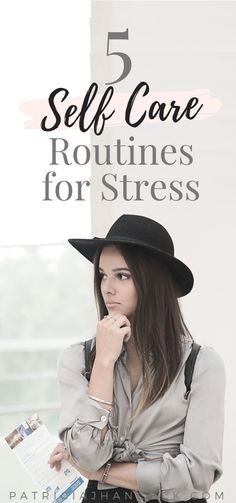 The must have self care ideas for a stressful day and how to easily unwind. These strategies can be implemented into any routine and promote long-term success for dealing with stress in a healthy way Work Life Balance, Reduce Stress, How To Relieve Stress, Life Problems, Dealing With Stress, Self Acceptance, Self Care Routine, Self Development, Personal Development