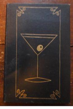 Esquire Drink Book, 1957. 23 cm x 15.5 cm x 3 cm [in box]