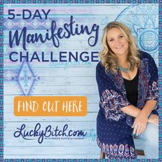 My money mindset mentor Denise Duffield-Thomas just launched a brand new 5 Day Manifesting Challenge. I just joined and I highly recommend you jump in too.  Here's the link to join the challenge: https://yu103.isrefer.com/go/MC/akimszal/   Over the next five days Denise will share how she has manifested  6 months all expenses paid travel Her dream house by the beach Multiple competition and award wins A life-changing million dollar business A family life based on freedom, adventure and…