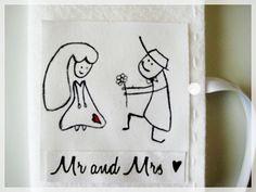 Hochzeitsgeschenk+Geldgeschenk+Glückwunschkarte+von+Wollfi+auf+DaWanda.com