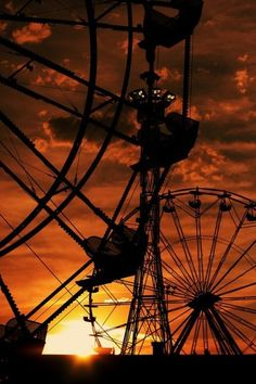 Ansel Adams in Color - Bing Images Ansel Adams, Sky Sunset, Summer Sunset, Carrousel, Silhouette Photography, Carnival Rides, Ciel, Oeuvre D'art, Belle Photo