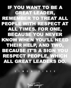 Motivational speaker Simon Sinek has touched lives with his inspirational quotes. That's why we've put together the best Simon Sinek quotes to give you the confidence boost you need to lead. Great Leader Quotes, Great Leaders, Being A Leader Quotes, Good Leadership Quotes, Leadership Skill, Effective Leadership, Leadership Development, Personal Development, Servant Leadership