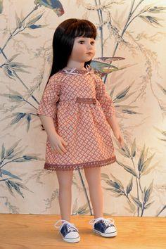 Maru, Maru and friends doll by Mina Couture