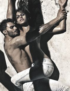 Jamie Dornan and Eva Mendes for Calvin Klein | Jamie Dornan News