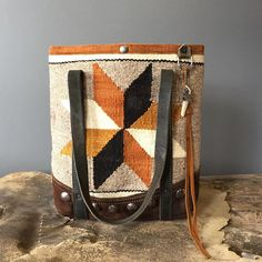 Navajo mini tote @first_arrows.official