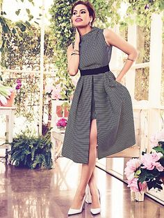 Eva Mendes Collection - Freya Flare Dress - New York & Company