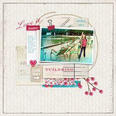"""""""June"""" kit, Lynn Grieveson, Designer Digitals"""